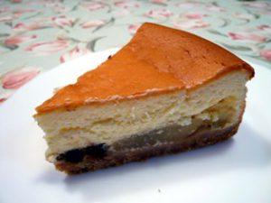 P1060593 チーズケーキ ピース
