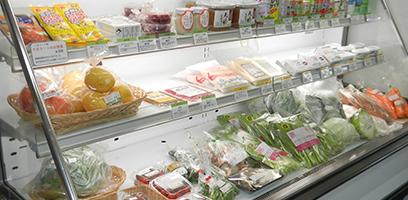店舗冷蔵庫